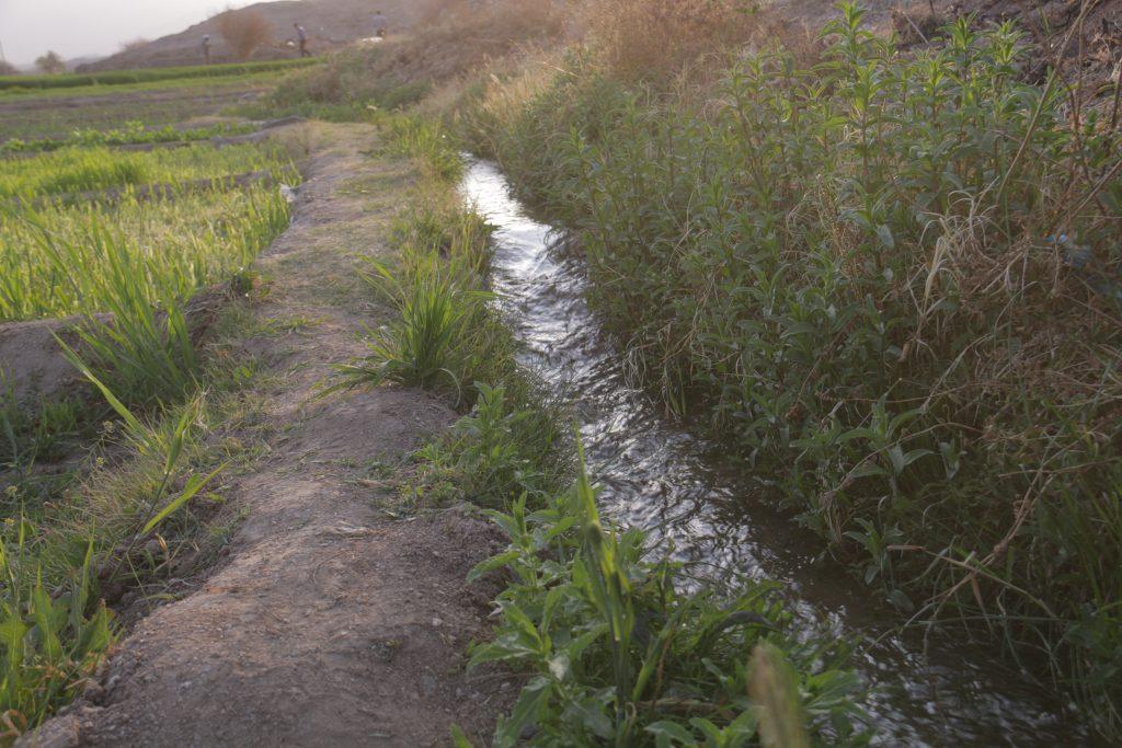 انتقال آب آتشکده